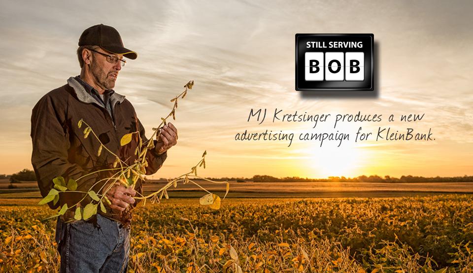 MJ Kretsinger - A Minneapolis Digital Agency ad campaign for KleinBank